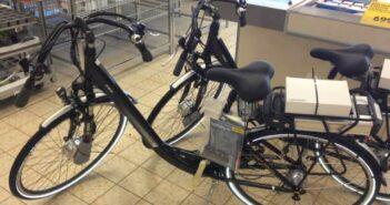 E-Bike von Aldi M