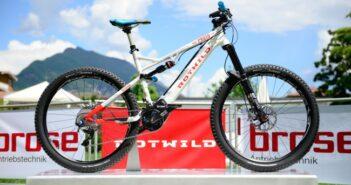 Brose und Rotwild: MTB-Pedelec 29er-Hardtail R.C1 + R.Q1