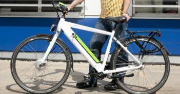 IKEA FOLKVÄNLIG: das neue E-Bike in Wien. Drei Designpreise und ein attraktiver Preis machen neugierig.