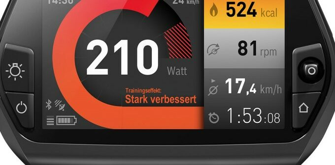 Bosch Nyon Performance: All-in-one-E-Bike-Bordcomputer für E-Bike & Co.
