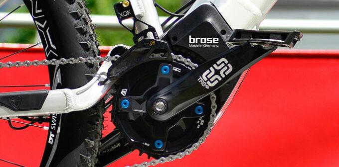Brose E-Bike-Antrieb