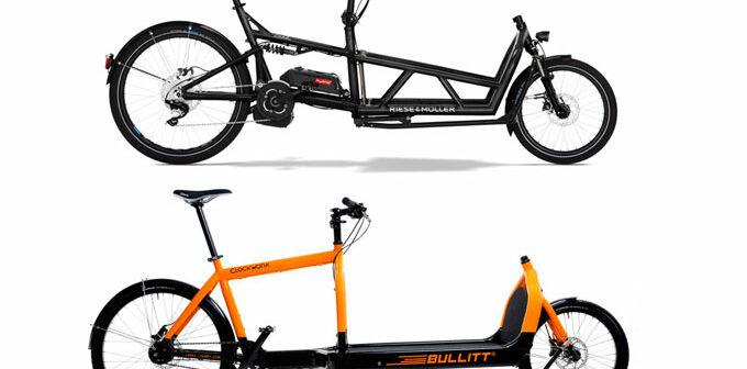 Bullitt und Load Hybrid