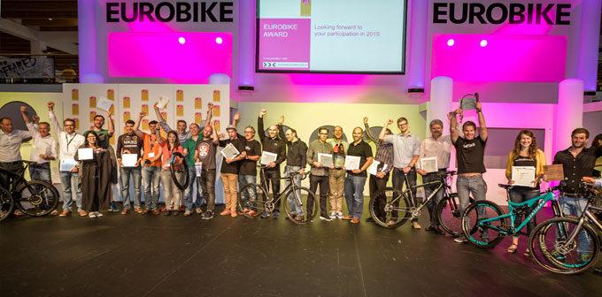 EUROBIKE-GOLD-Award 2014-Preisverleihung-myStromer-ST2 Sport