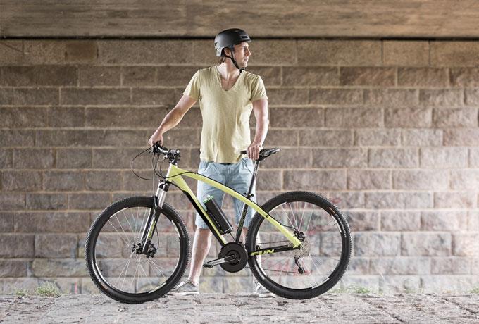 Herms Drives GmbH Pendix-Fahrrad mit Elektroantrieb nachrüsten
