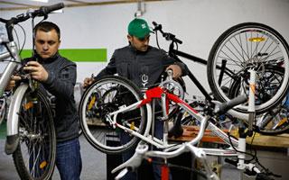 Service wird bei Bikee groß geschrieben und die Firma gibt zwei Jahre Garantie auf ein E-Bike.