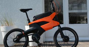 PEUGEOT Hybrid-E-Bike AE21