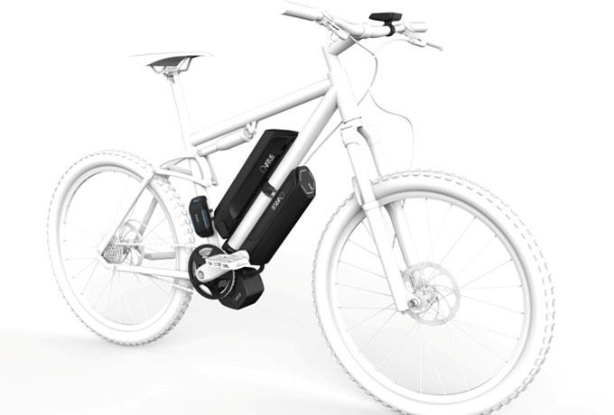 sunset pr sentiert ersten modularen e bike umbausatz virtus. Black Bedroom Furniture Sets. Home Design Ideas