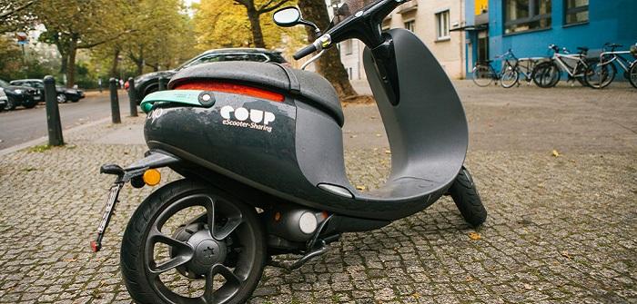 Anexus SCOOBY: E-Scooter mit 100 Prozent Geld-zurück-Garantie
