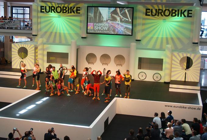 EUROBIKE Fashionshow