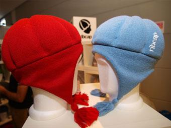 Die Ribcap-Mützen gibt es in vielen verschiedenen Ausführungen, Farben und Größen.