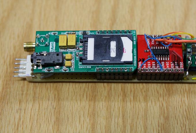 Canyon Bicycles und Telekom: On-Board-Unit des vernetzten Bikes sendet die GPS-Daten dann an die nächstgelegene Rettungsstelle mit Hilfe eines GPS-Moduls.