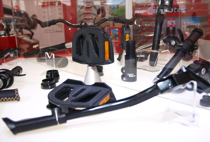 Die Firma Ergotec produziert sicherheitsrelevante Bauteile für Fahrräder und E-Bikes.