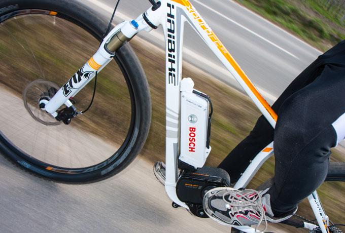 E-Bike-Akku von Bosch