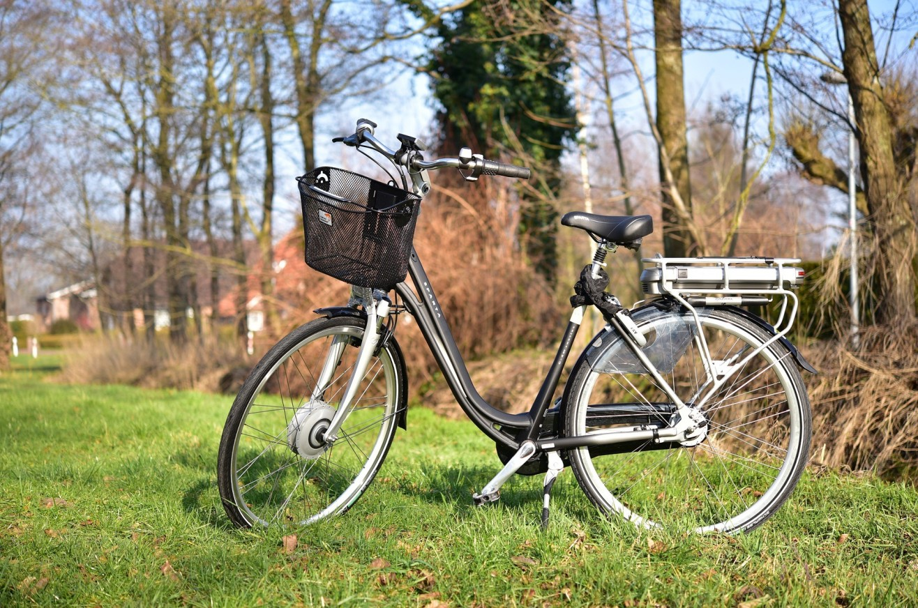 Ein Heckmotor verleiht hohe Sicherheit, ist aufgrund des Gewichts aber weniger für Mountainbiking geeignet. (#2)