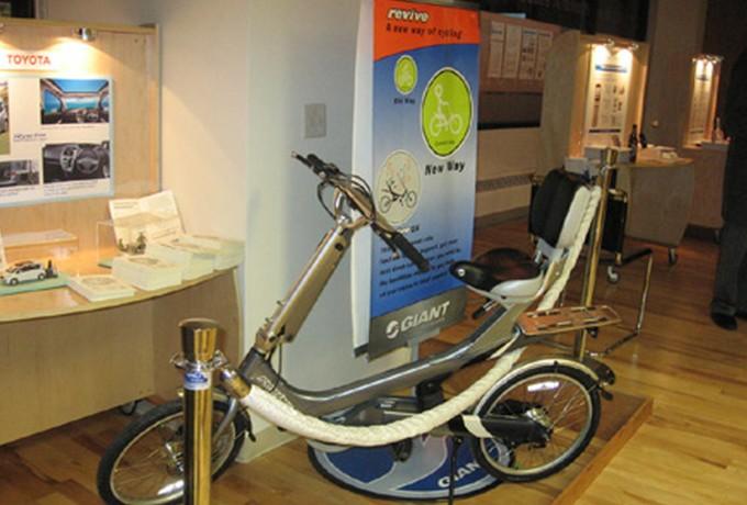 giant revive das fahrrad f r menschen mit ausreden. Black Bedroom Furniture Sets. Home Design Ideas