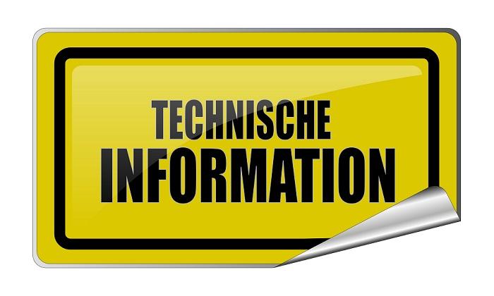 Für Interessierte ist es kein Problem sich technische daten über die Shimano-Deore- Scheibenbrembse einzuholen