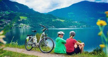 E-Bikes halten fit