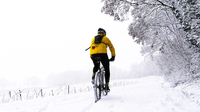 Nicht jeder möchte sein Elektrobike im Winter unbedingt verwenden.