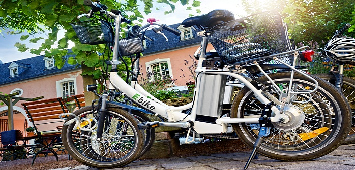 E Bike: Klapprad als Alternative zu normalen E Bikes?