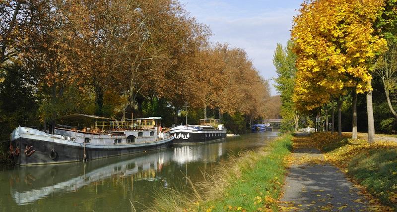 Diese Radtour führt entlang einer der schönsten Kanäle Europas, der von Toulouse im Herzen Südfrankreichs bis zu Montpellier, der traumhaften Stadt am Mittelmehr, verläuft. Die gesamte Tour verläuft entlang des Kanals. (#03)