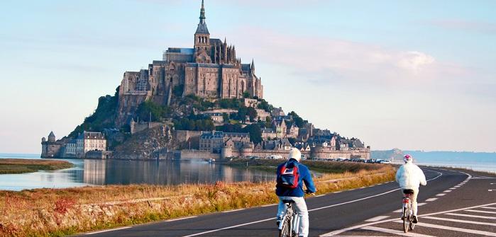 Fahrradtouren in Frankreich: Auf zwei Rädern das Land