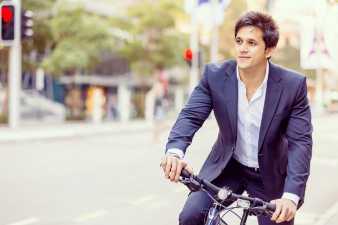 Mehr Gelassenheit im Alltag erreicht man ganz einfach: Los geht es mit dem E-Bike oder dem Fahrrad zur Arbeit! (#3)