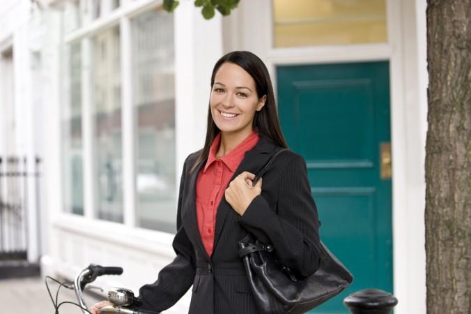 Ein hochwertiges E-Bike oder Fahrrad ist eine gute Alternative zum Dienstwagen und kann ein zusätzlicher Anreiz sein, gesünder zu leben. (#4)