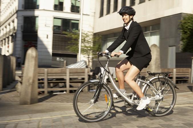 Es gibt also nur gute Gründe für den Weg zur Arbeit mit dem Fahrrad oder E-bike. Am besten gleich morgen damit anfangen! (#7)