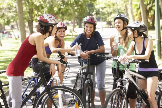 Sportlich aktiv mit den Freundinnen: Gruppen-Radtouren von Millingen nach Arnheim machen großen Spaß und sorgen für ein Erlebnis, von dem man noch lange spricht (#4)