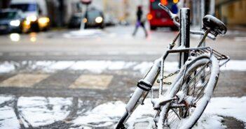10 Tipps für das Fahrradfahren im Winter
