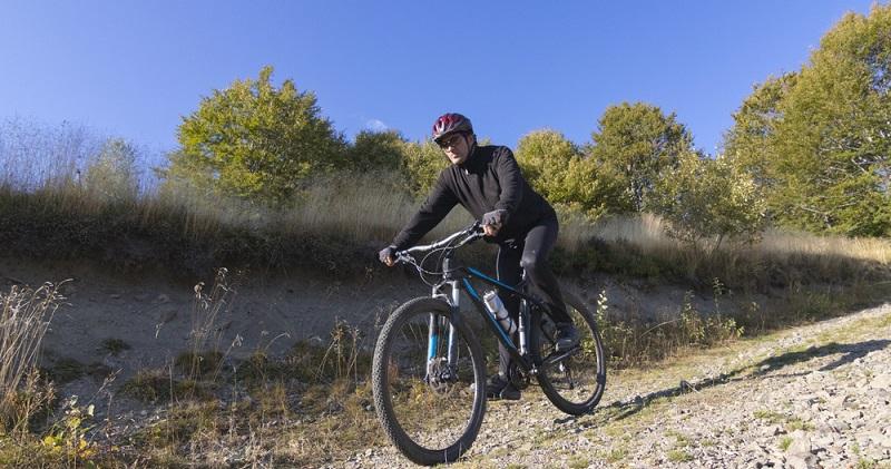 Extreme Unterschiede gibt es bei der Übersetzung für Mountainbikes, hier geht es von der 1x12 bis zur 3x11-Schaltung. (#02)