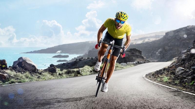Ein Rennrad ist neben den Mountainbikes der größte Sportler unter den Fahrrädern und kommt sogar mit eigenen Übersetzungen daher. (#03)