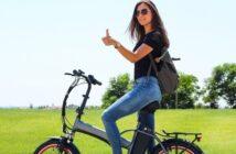 E-Bike Fuehrerschein mit Freude