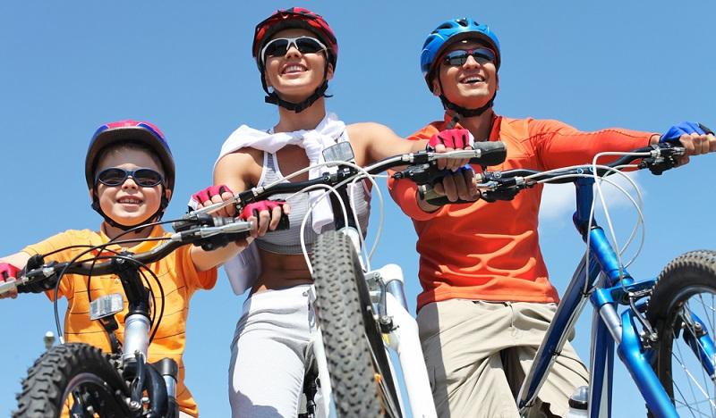 Was gibt es Schöneres als eine E-Bike-Tour mit der ganzen Familie? (#2)