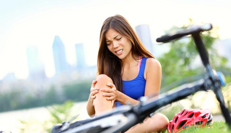 Das passiert leider viel zu häufig: Ein Unfall auf dem Radweg. (#3)