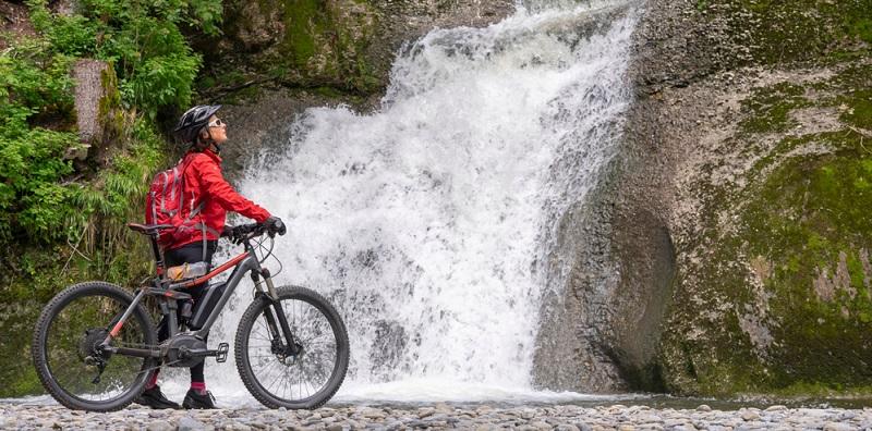 Das Pedelec arbeitet mit einem Elektromotor, der höchstens 250 Watt Leistung bringt. Es unterstützt den Radfahrer beim Treten und auch das nur bis zu einer Geschwindigkeit von maximal 25 km/h.