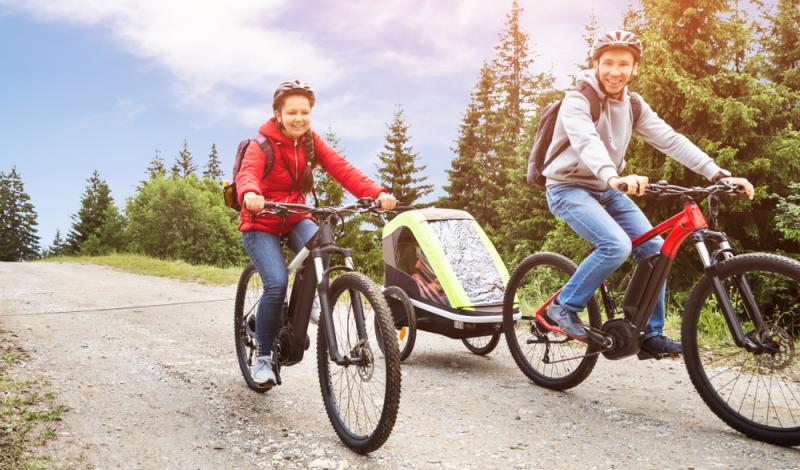 EU und E-Bike Versicherungspflicht: Verschiedene Typen von Elektrofahrrädern