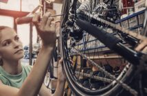 Shimano Schaltung einstellen in 5 Handgriffen ( Foto: Shutterstock- plg photo)