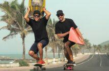 Elektro Skateboard: Straßenzulassung 2020 in Deutschland, Österreich und Schweiz? ( Foto: Shutterstock- Wallenrock_)